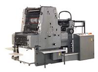 菊半印刷機