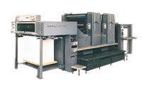 菊全2色両面印刷機
